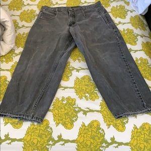 Vintage Guess Black Jeans